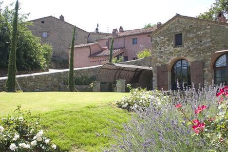 Il fienile case vacanze toscana benvenuto toscana for Piani casa fienile